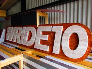 WRIDE10看板