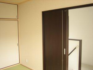 八尾市の注文住宅の和室