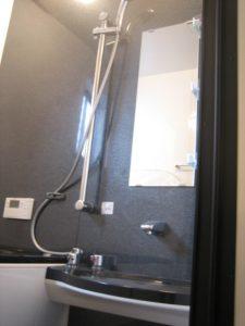 八尾市の注文住宅の浴室