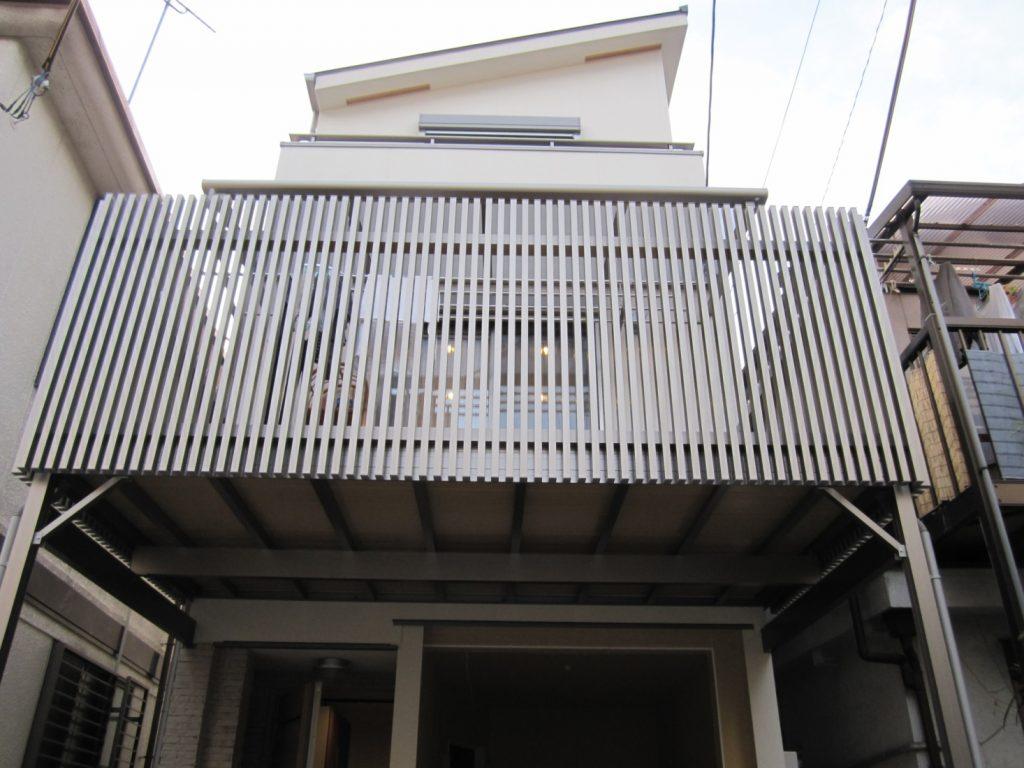 八尾市の新築住宅