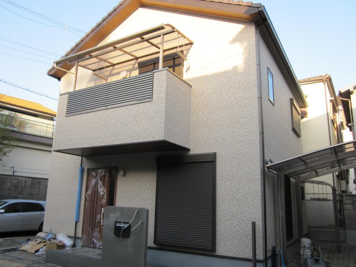 寝屋川市の新築住宅