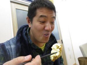 牡蠣と福田