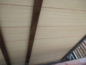 木製戸袋補修