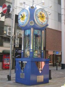 100年時計